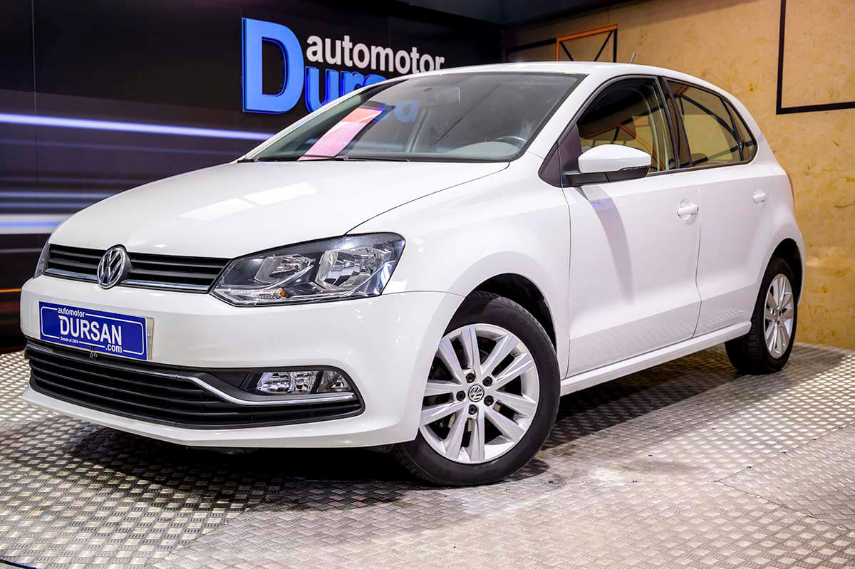 POLO 1.4TDI *BLUETOOTH MUSIC*PANTALLA TACTIL*START STOP* 0000007192